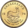 Krugerrand Sud Afrique